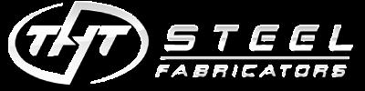 THT STEEL Logo